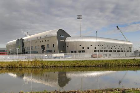 Stadium for ADO, The Hague
