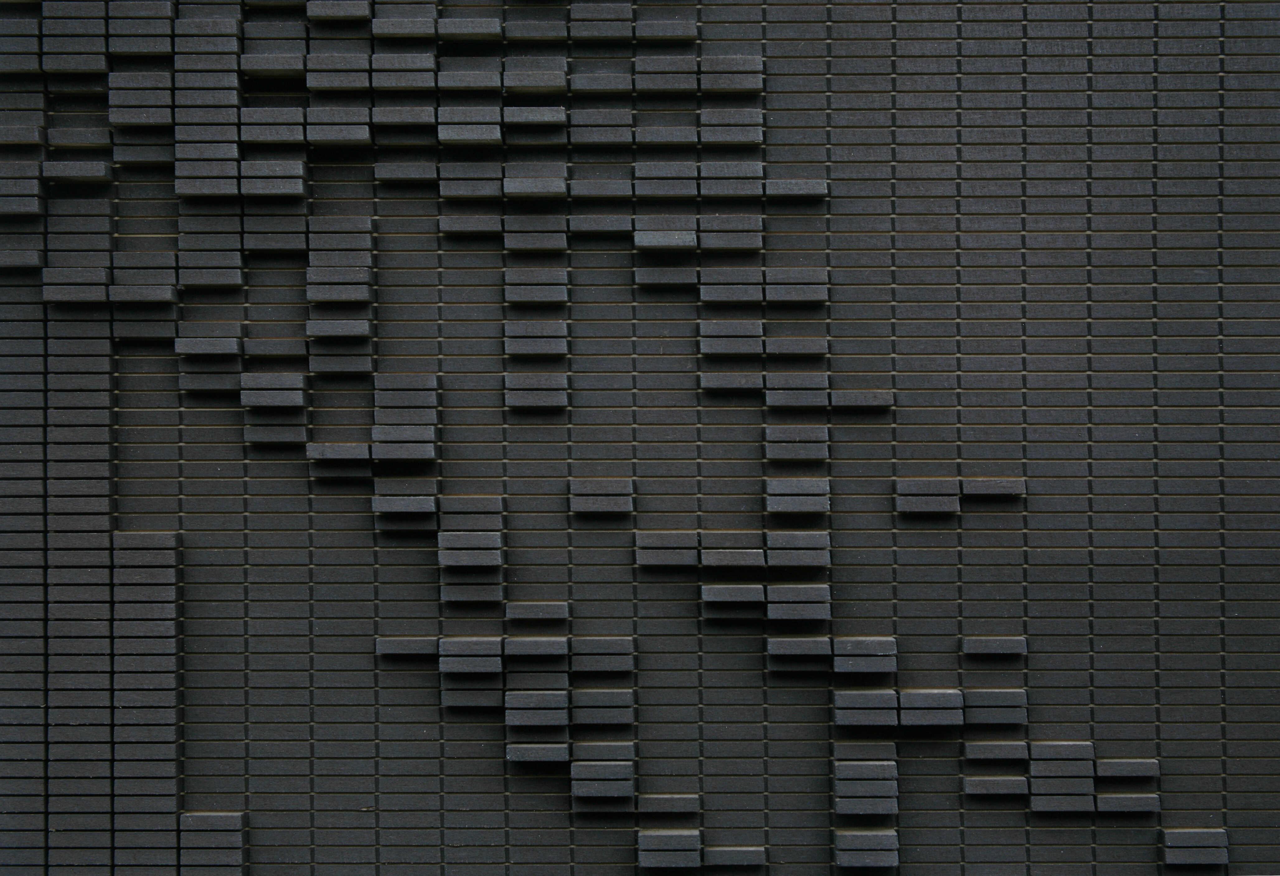White Brickwork Architecture