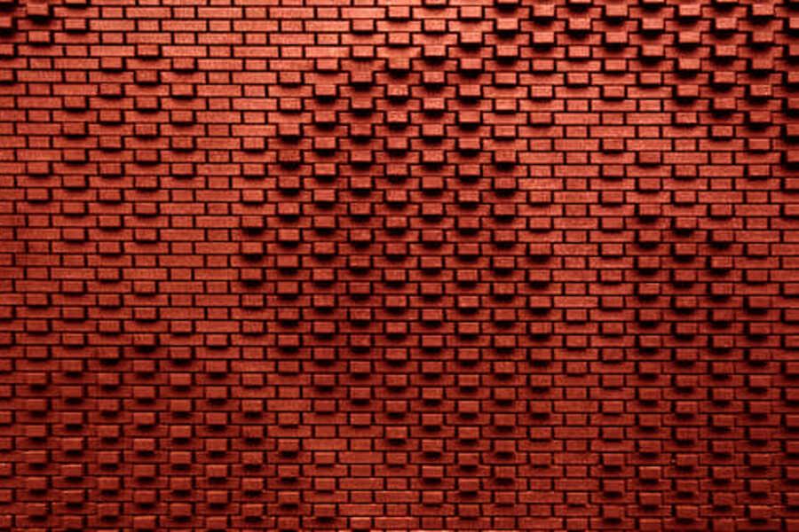 Parametric design for brick surfaces zwarts jansma - Brick wall patterns designs ...