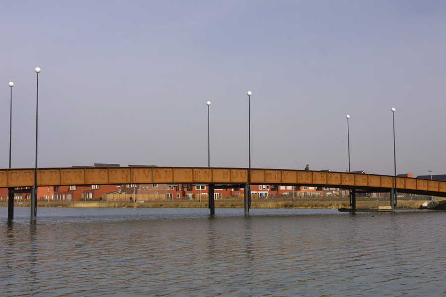 Schuytgraaf Bridges under construction