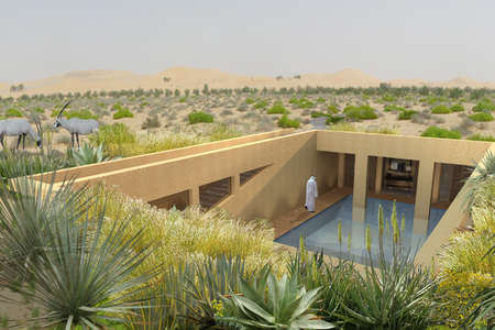 Eco resort, Abu Dhabi