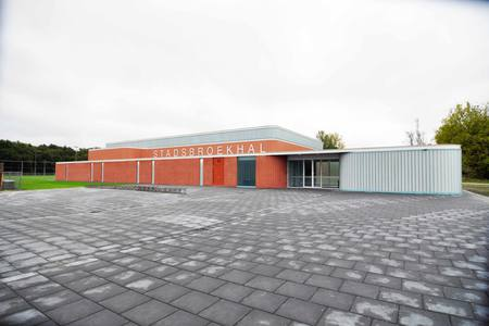 Sports Hall Stadsbroek, Assen