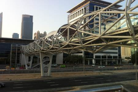 Pedestrian Bridge, Dubai