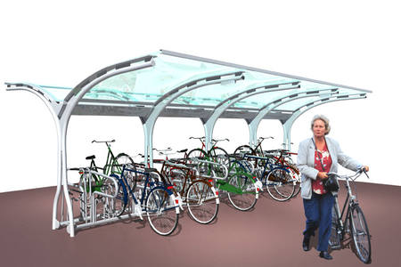 Bicycle strongboxes & coverings NS