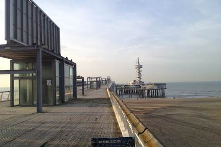 The 'Pier of Scheveningen', The Hague