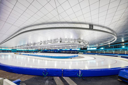 Renewed Thialf  - Ice Arena of the future