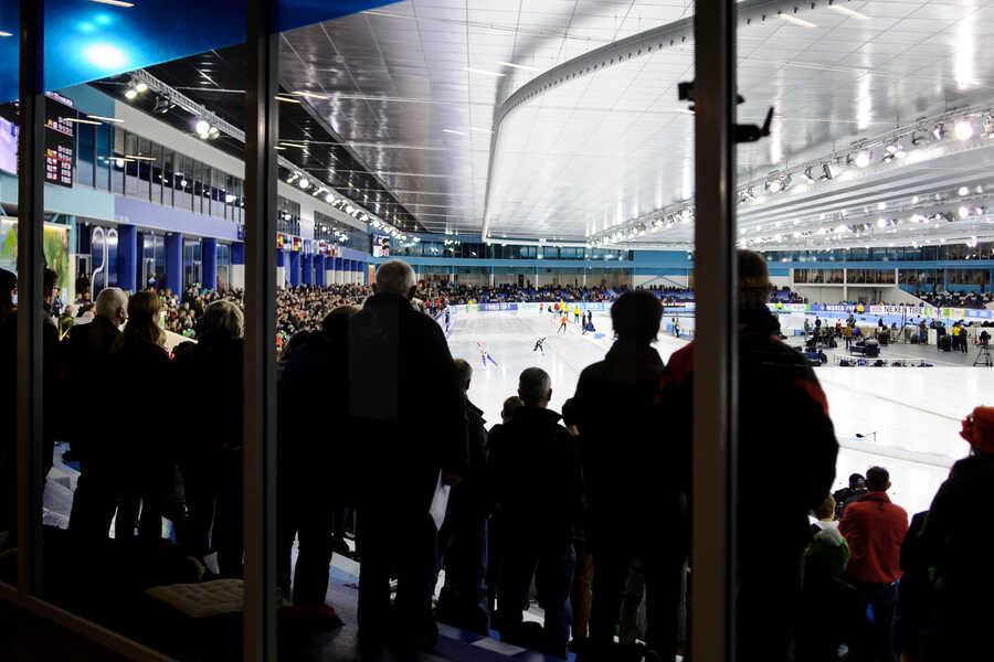 Thialf ice Arena, Heerenveen — Zwarts & Jansma Architects