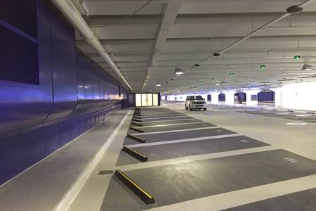 Parking Facility Abu Dhabi wins AOE 2016