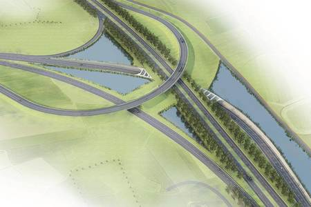 ZJA to design A11 Bruges infrastructure (Flanders)