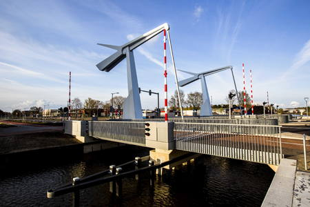 De Blauwe Klap in finale European Steel Bridge Awards 2016