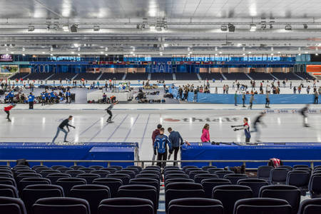 Renewed Thialf officially opens its doors