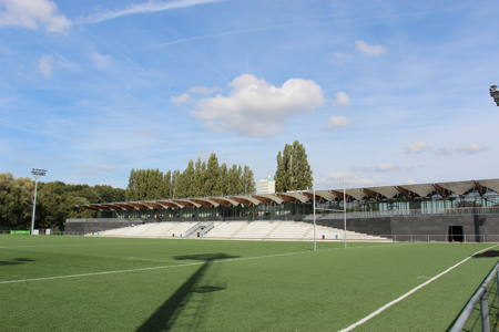 Nelson Mandela sports centre, Neder-Over-Heembeek