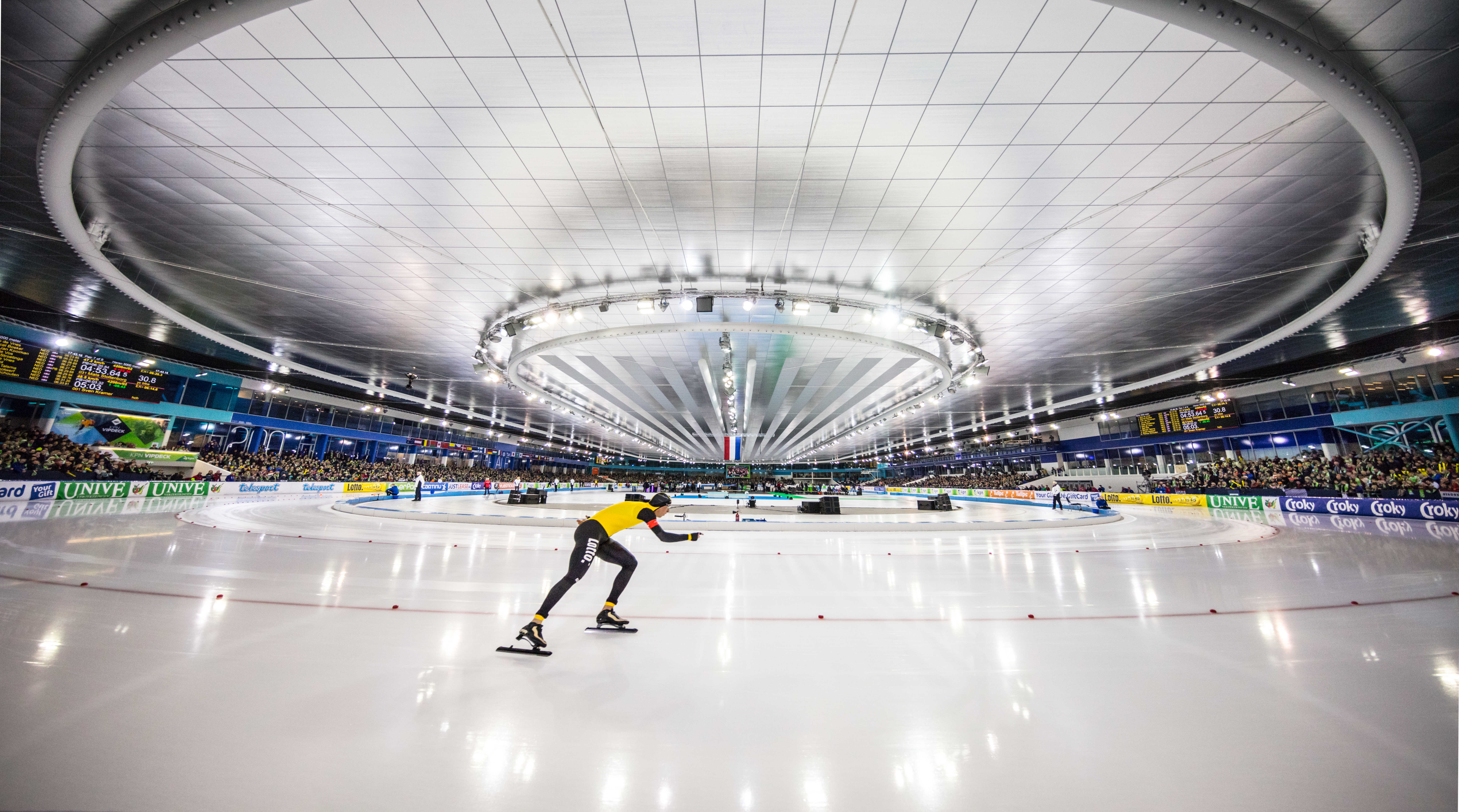 Architizer A+ Awards nomination for renewed Thialf ...