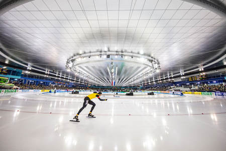Architizer A+ Awards nomination for renewed Thialf