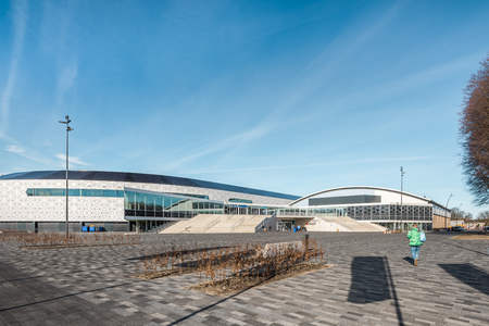 WAN Award nomination for revamped Thialf