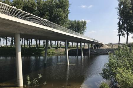 In August the new A11 motorway will be inaugurated