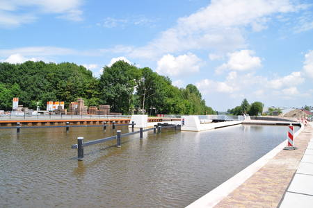 The Lock in The Docklands, Assen