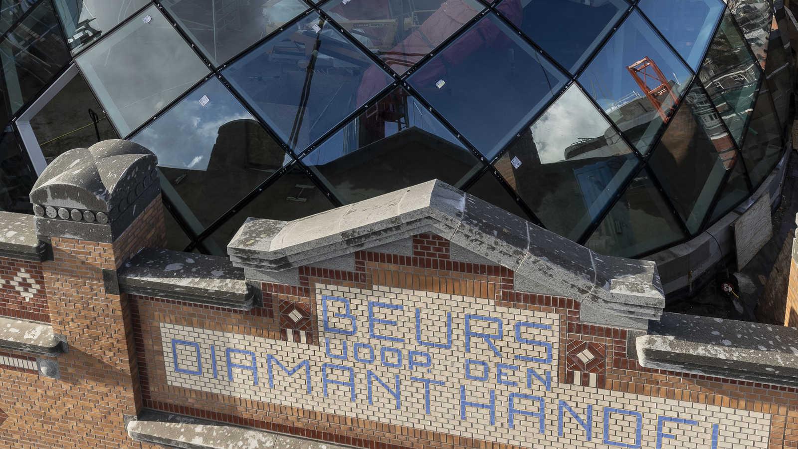 Capital C Diamond Exchange Amsterdam Zwarts Jansma Architects