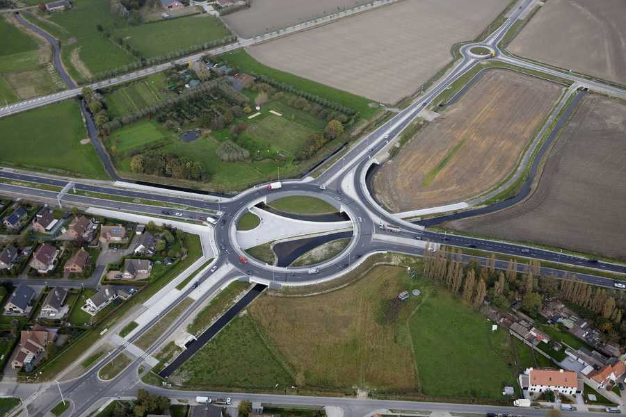 A11 Brugge - Copyright Sweco