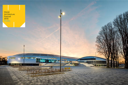 Thialf and Zuidasdok nominated for WAF Award 2018