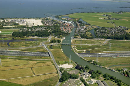Road expansion A1/A6 Diemen – Almere Havendreef
