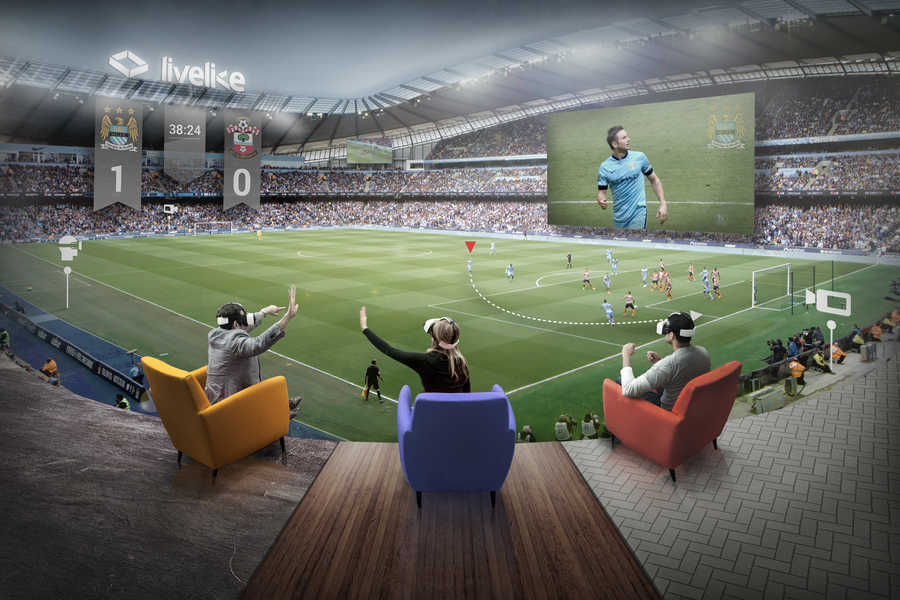 The virtual stadium