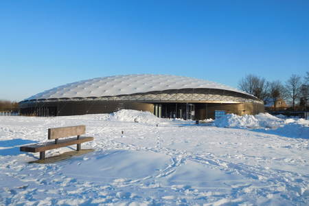 Roof Freedom Museum Groesbeek withstands litmus test